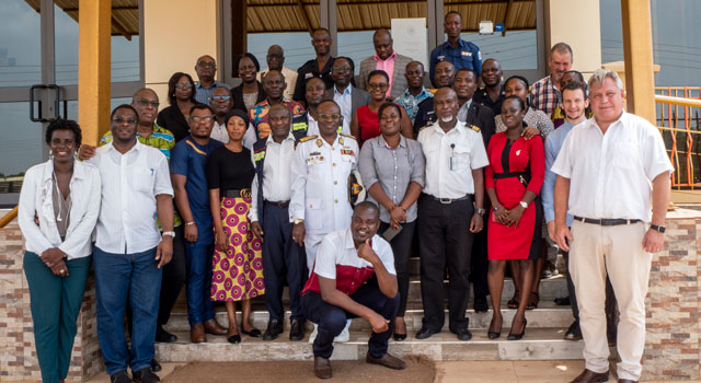 Second meeting of the Ports Task Force Ghana