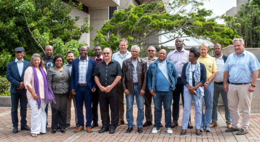 5th Meeting of the SADC Regional Technical Team for the SADC Fisheries Monitoring Control and Surveillance Coordination Centre