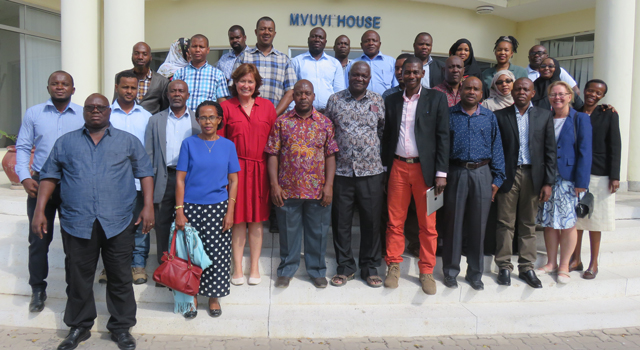 Strategic Environmental Assessment Scoping workshop held for Tanzania
