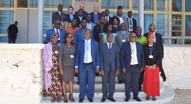 Sixth meeting of the West Africa Task Force