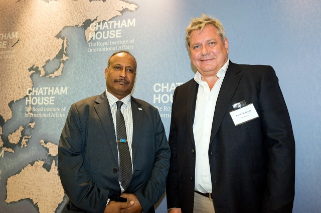 10th International Forum on Illegal, Unreported and Unregulated Fishing at Chatham House