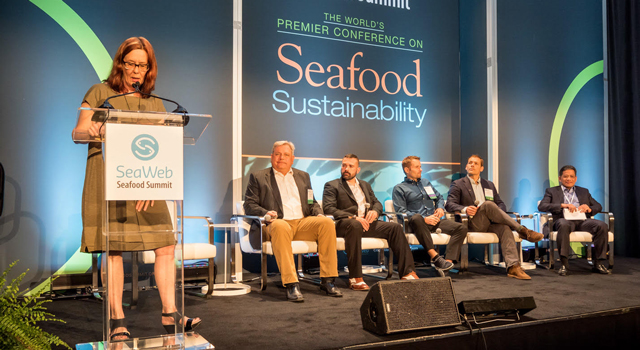SeaWeb Seafood Summit 2017